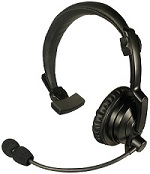 <strong>HLP-SNL Series - Lightweight Padded Headset:</strong> Rugged Over-the-head headset FOR PORTABLE RADIOS with noise-cancelling boom mic and padded speaker.</p>